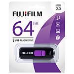 Fujifilm 64GB USB 2.0 Capless Slider Flash Drive