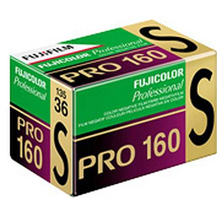 Fujifilm NPS 35x100ft Perforated (160ASA)