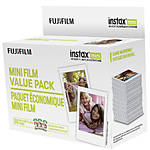 Fujifilm Instax Mini Instant Film (6 single pks- 60 pictures)