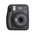 Fujifilm Instax Mini 11 Instant Print Film Camera (Charcoal Gray)