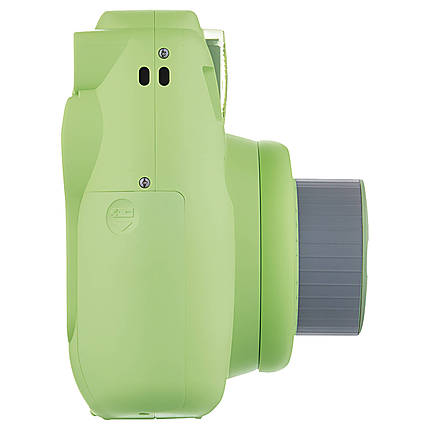 fujifilm instax mini 9 lime green camera with batteries. Black Bedroom Furniture Sets. Home Design Ideas