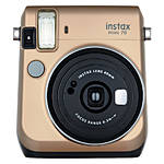 Fujifilm Instax Mini 70 Camera - Stardust Gold