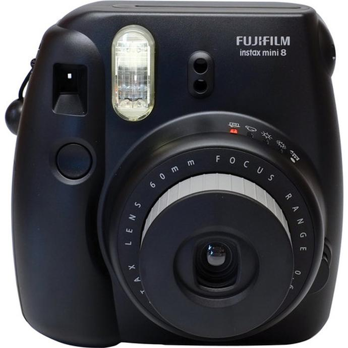 Fujifilm Instax Mini 8 Instant Film Camera - Black | FujiFilm ...