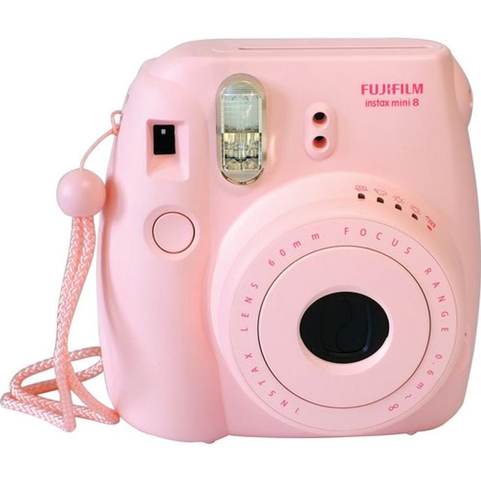 Fujifilm Instax Mini 8 Instant Film Camera - Pink | FujiFilm ...