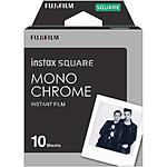 Fujifilm Instax Square Monochrome Film - 10 Exposures