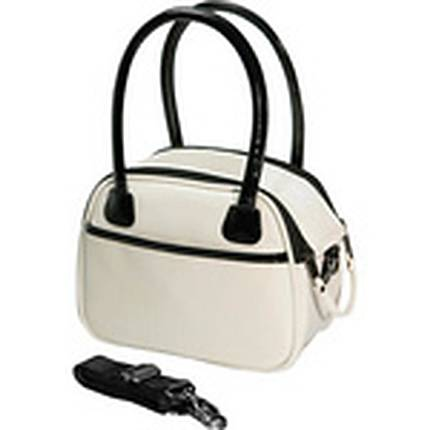Fujifilm Instax Camera Fashion Bowler Bag (White)