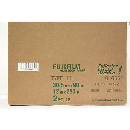 Fujifilm Paper Type Two Archive 12x295 Glossy