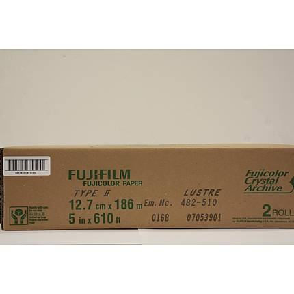 Fujifilm Paper Crystal Archive Type Two 5x610 Lustre