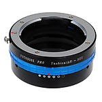 Fotodiox Pro Lens Mount Adapter - Yashica 230 AF SLR Lens to Sony E- Mount