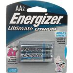 Energizer AA 2pk 9X Ultimate Lithium Battery L91BP2