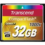 Transcend 32GB 1066x Compact Flash Card