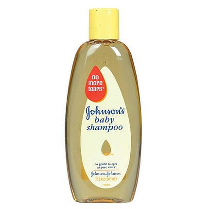 Johnson  and  Johnson Baby Shampoo 100ml/3.5oz