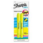 Sharpie Highlighter 2pk Yellow #25162