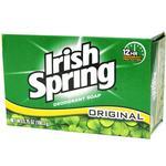 Irish Spring Soap 3.75oz Original Scent Bath Soap Bars