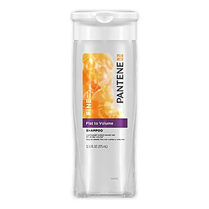 Pantene Shampoo 12.6oz Fine Flat to Volume