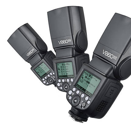 Godox Ving Camera Flash Kit (TTL) with 2.4G Built-In Receiver for Nikon