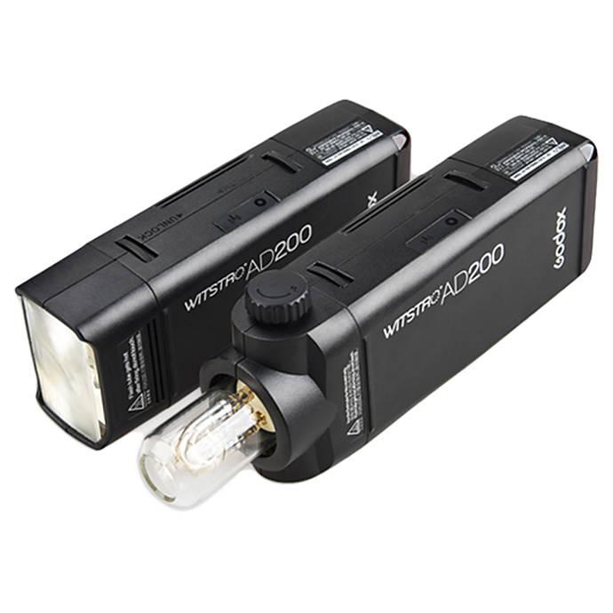 Godox Witstro AD200 Pocket Flash