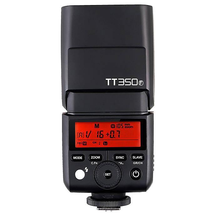 Godox TT350F TTL Speedlite for Fujifilm  sc 1 st  Unique Photo & Godox TT350F TTL Speedlite for Fujifilm | Flash and Continuous ...