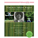 Hahnemuehle 13 x 19 In. Bamboo 290 gsm. (25)