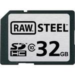 Hoodman 32GB Steel Rugged SDHC Class 10 UHS-1 U3 90MB/s 4k