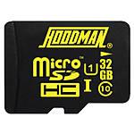 Hoodman Steel 32GB Micro SDHC Class 10 500X UHS-1 U3 100MB/s 4k