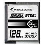 Hoodman CFAST 2.0 128GB, U3, 4K 455MB/s