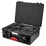 HPRC 2500-01 Hard Case for Fujifilm GFX100 (Black)