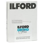Ilford Ortho Plus 4x5 Black  and  White Negative (Print) Film - 25 Sheets