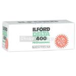 Ilford Delta-400 Professional 120 Black  and  White Negative (Print) Film