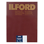 IlfordÊMultigrade Resin Coated Warmtone Paper (Pearl, 8x10, 100 Sheets)