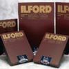 Ilford Multigrade RC Warmtone Pearl 8x7 100 Sheets