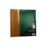 Innovision 4X6 1UP (100) Green Photo Album