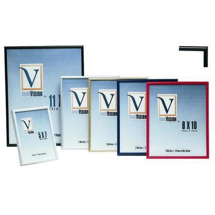 innovision 18x24 black format frame