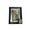 Innovision 4X6 Silver Frame Front Photo Album