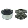 Kalt 35mm Stainless Steel Tank with Plastic Cover