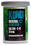 KONO! Original Monsoon 35mm C-41 Color Film 200 ISO - 24exp