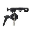 Kupo Double Ball Joint Adapter with Dual 5/8 Inch Studs with Camera Bracket