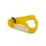 Kupo EZ-TIE Deluxe Cable Ties 0.78 x 16.1 Yellow (10 Pack)