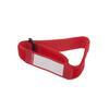 Kupo EZ-TIE Deluxe Cable Ties 0.78 x 16.1 Red (10 Pack)