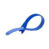 Kupo EZ-TIE Simple Cable Ties 0.78 x 7.87Blue (50 Pack)