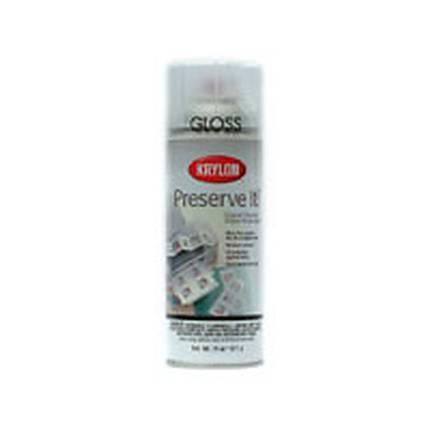 Krylon Preserve It 11oz Gloss Protectant Spray