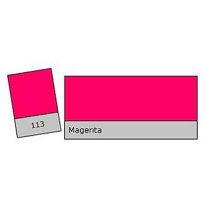 LEE Filters Magenta Lighting Effect Gel Filter