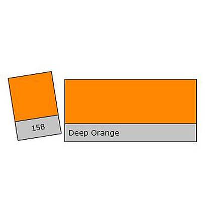LEE Filters Deep Orange Lighting Effect Gel Filter