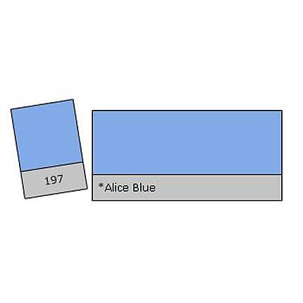 LEE Filters 21 X 24 Inch Sheet Alice Blue Lighting Effect Gel Filter