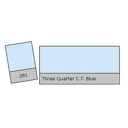 LEE Filters 3/4 C.T.B Lighting Correction Gel Filter