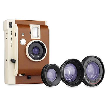 Lomography Lomo Instant Mini San Remo Edition + 3 Lenses