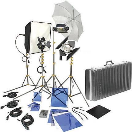 Lowel DV Creator 55 Kit w/TO-84Z Case
