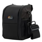 LowePro S and F Lens Exchange Case 100 AW  Black
