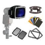Lastolite Strobo Direct to Flashgun Mount Pro Kit
