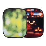 Lastolite Summer Foliage/ City Lights 4X5 Magnetic Background